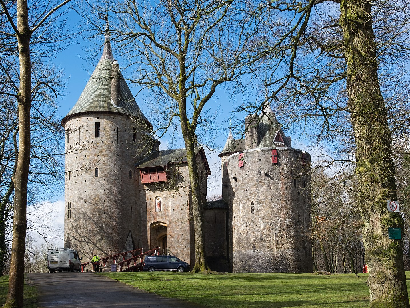 Castell Coch | Discover This Fairytale welsh castle