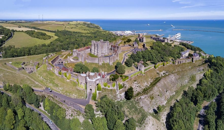 Dover Castle: Its History From William The Conqueror To The Modern Day