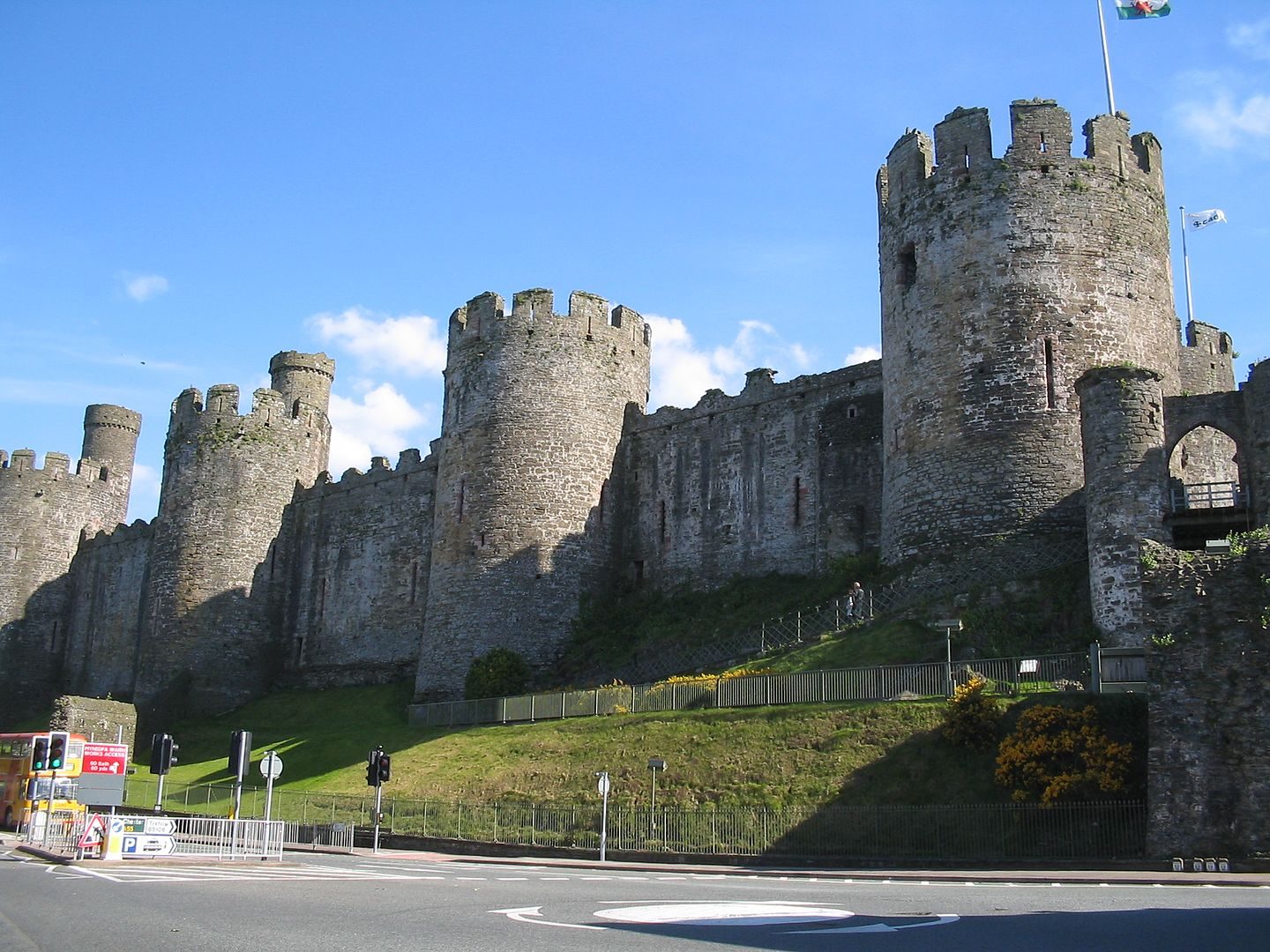 Conwy Castle | Visit This Spectacular Castle In North Wales